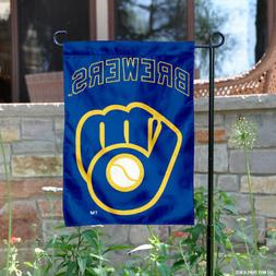 WinCraft Milwaukee Brewers Retro Throwback Glove Double Side