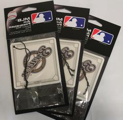 Milwaukee Brewers Scented Car Air Freshener Official MLB For