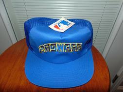 Milwaukee Brewers Snapback Hat Cap MLB Baseball Trucker NWT
