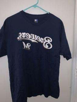 Milwaukee Brewers T shirt