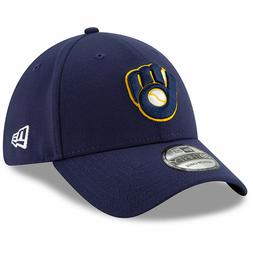 Milwaukee Brewers New Era Team Classic 39THIRTY Flex Hat - N