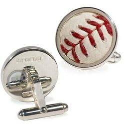 Milwaukee Brewers Tokens & Icons Game-Used Baseball Cuff Lin