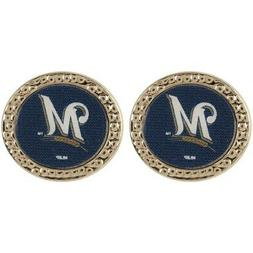 Milwaukee Brewers WinCraft Women's Round Post Earrings