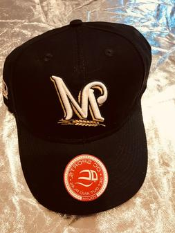 MLB Milwaukee Brewers Baseball Adjustable Youth Cap Hat Auth