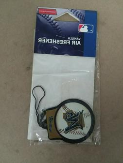 MLB - Milwaukee Brewers Vanilla Air Freshener