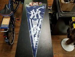 """MLB Pennant Flag Indoor/Outdoor 34"""" x 14"""""""