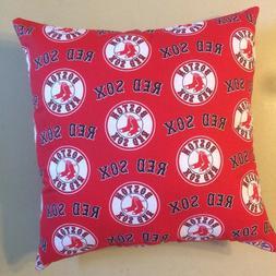 NEW 15 x 15 MLB BASEBALL TEAMS COMPLETE THROW PILLOWS - GREA