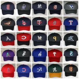 New OC Sports MLB Adjustable Snapback Baseball Hat Cap Adult