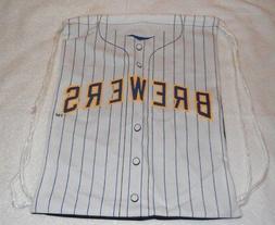 * NEW * MLB Milwaukee Brewers Admirals Cinch Bag Backpack AH