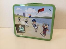 New Original Owner Milwaukee Brewers Wish Bone Lunch Box Tot