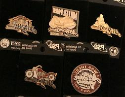 Set of 5 2002  MLB All Star Game Pins Milwaukee Brewers